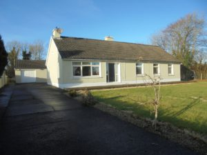 Loon Castlecomer Bungalow Residence Auction @ Ballycomey House